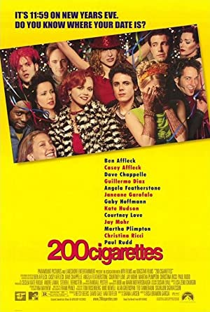 200 Cigarrillos Cartel de la película