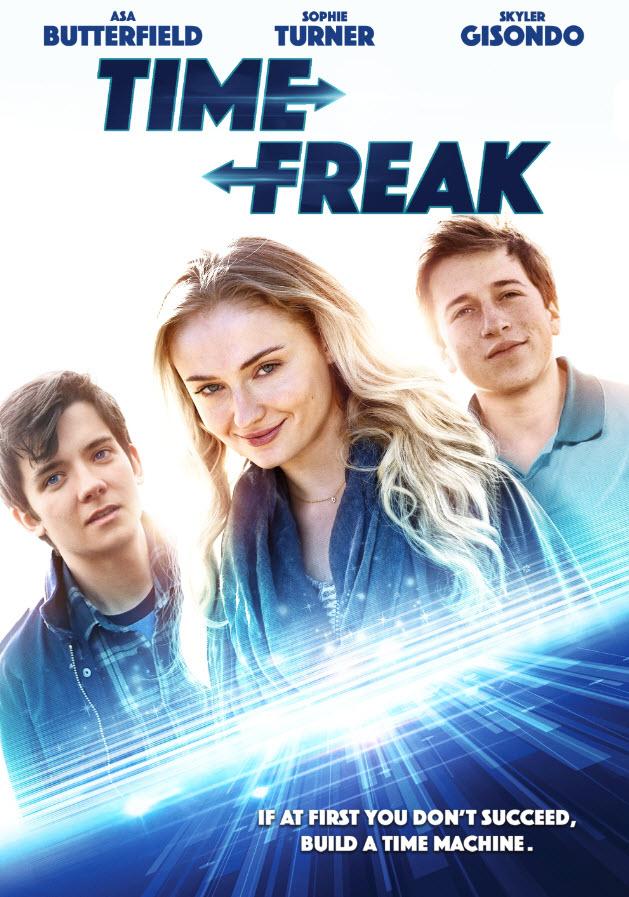 Time Freak (2018) BluRay 720p & 1080p