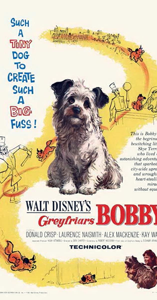 greyfriars bobby the true story of a dog imdb