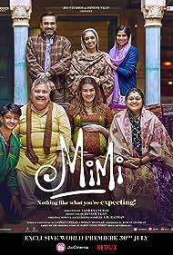 Mimi (2021) HDRip Hindi Movie Watch Online Free