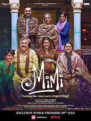 Mimi movie, song and  lyrics