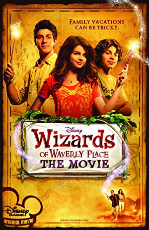 Where to stream Wizards of Waverly Place: The Movie