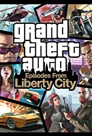 Grand Theft Auto: Episodes from Liberty City Poster