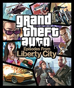 Grand Theft Auto: Episodes from Liberty City in hindi download free in torrent