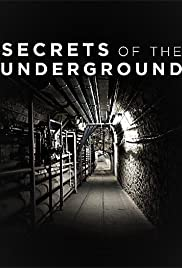 Secrets of the Underground Poster