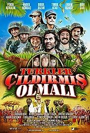 Türkler Cildirmis Olmali Poster