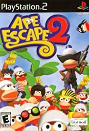 Ape Escape 2 Poster