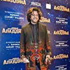 Philipp Kirkorov at an event for Les nouvelles aventures d'Aladin (2015)
