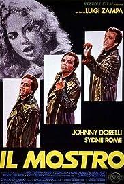 Il mostro(1977) Poster - Movie Forum, Cast, Reviews