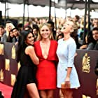 Brittany Snow, Chrissie Fit, and Kelley Jakle at an event for 2016 MTV Movie Awards (2016)