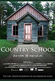 Country School: One Room - One Nation Poster