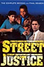 Street Justice (1991) Poster