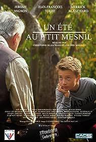 Christophe Blanchard, Merrick Blanchard, and Jerome Mignon in Un été au p'tit Mesnil (2018)