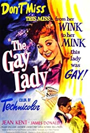 The Gay Lady Poster