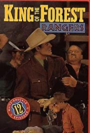 King of the Forest Rangers Poster