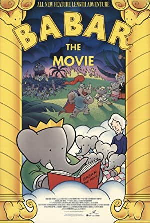 Elizabeth Hanna Babar: The Movie Movie