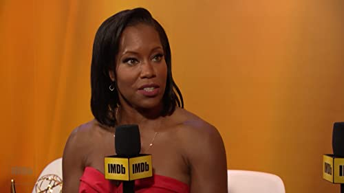 """American Crime"" Star Regina King on Her Emmy Win, Dream Character to Play"
