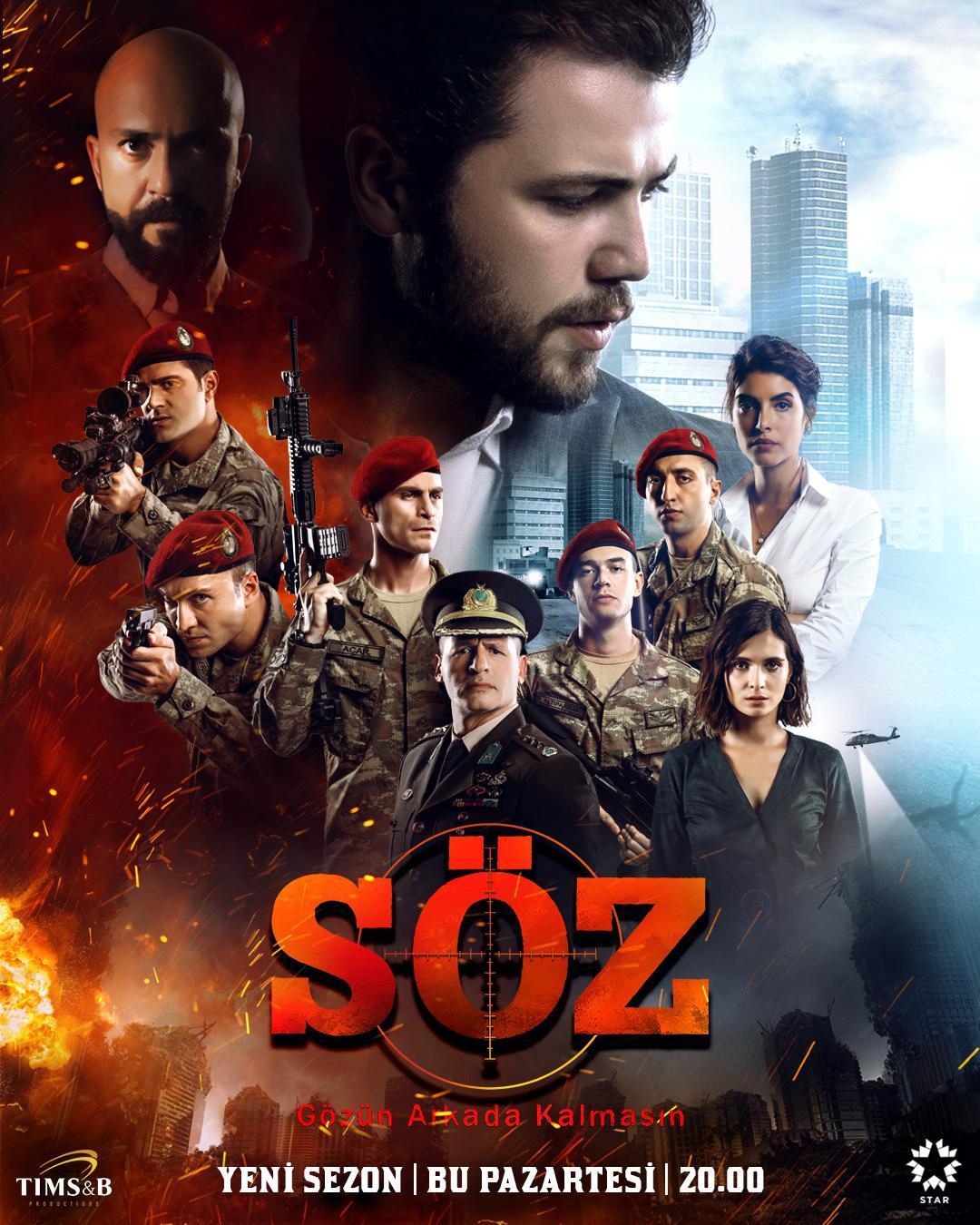 Söz (TV Series 2017–2019) - IMDb