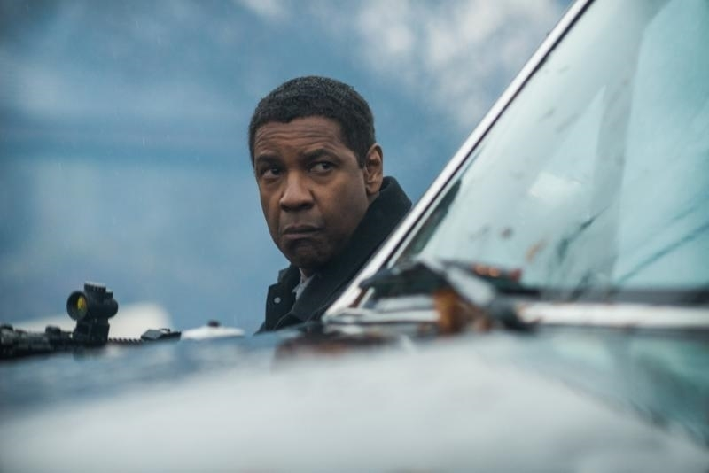 Denzel Washington dalam film The Equalizer 2.