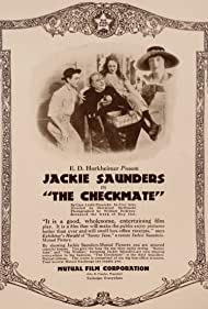 Jackie Saunders in The Checkmate (1917)