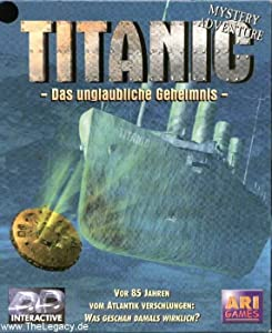 Movie trailer Titanic: A Mysterious Undersea Adventure by none [720pixels]