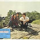 Barbara Hershey, Robert Klein, and Michael Sarrazin in The Pursuit of Happiness (1971)