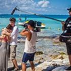 Andrew Chapman, Megan Hughes-Jones, and Tien Ta in The Duchess of Cancun (2018)