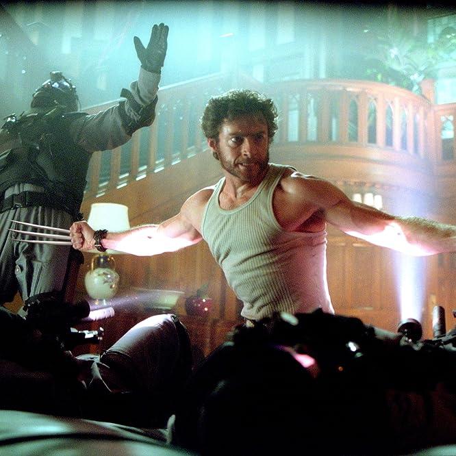 Hugh Jackman in X2: X-Men United (2003)