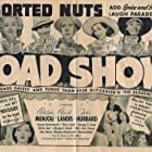 Willie Best, Charles Butterworth, John Hubbard, Patsy Kelly, Carole Landis, Adolphe Menjou, Margaret Roach, George E. Stone, and Polly Ann Young in Road Show (1941)