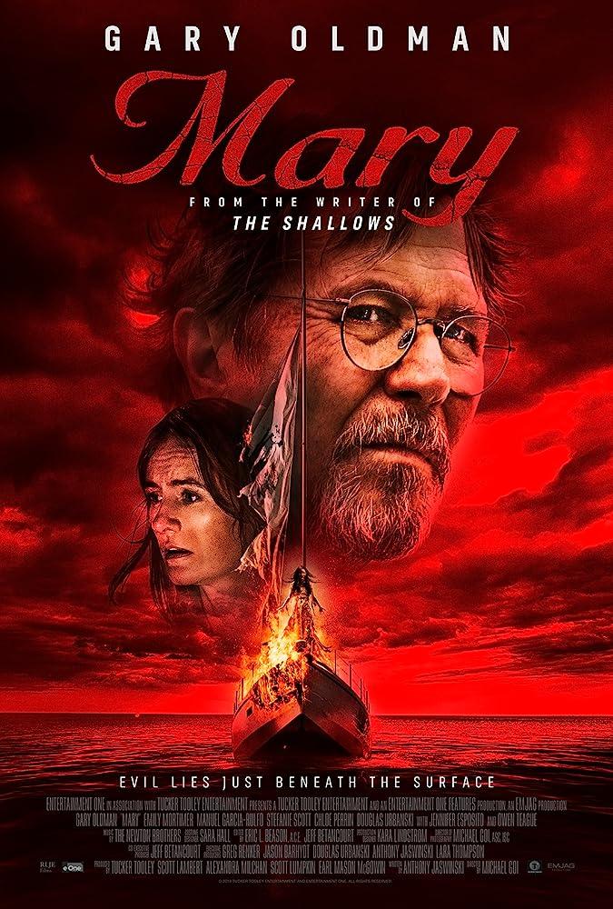 Gary Oldman in Mary (2019)