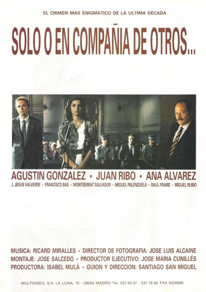 Solo o en compañía de otros (1991)