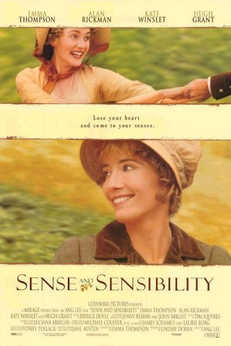 Emma Thompson and Kate Winslet in Sense and Sensibility (1995)