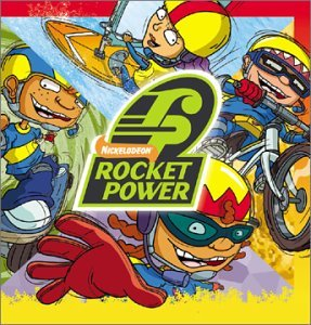 Where to stream Rocket Power