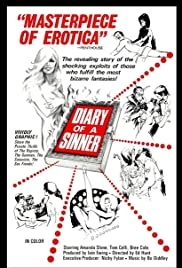 Diary of a Sinner Poster