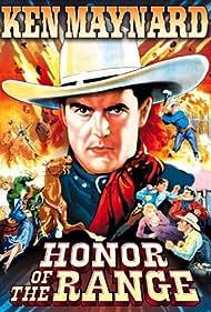 Ken Maynard in Honor of the Range (1934)