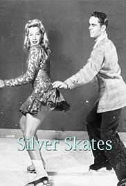 Silver Skates Poster