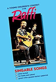 A Young Children's Concert with Raffi Poster