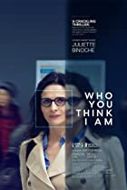 Who You Think I Am Poster