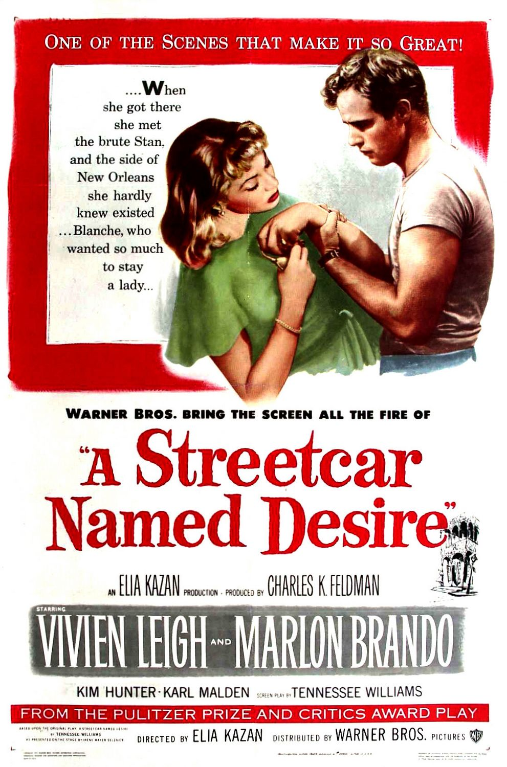 A Streetcar Named Desire (1951) BluRay 720p & 1080p