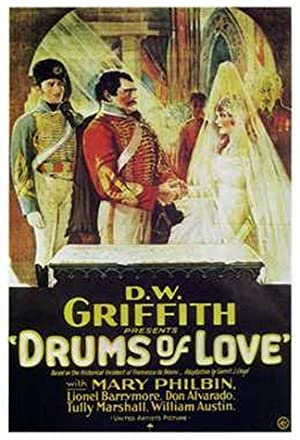 D.W. Griffith Drums of Love Movie