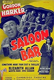 Saloon Bar Poster