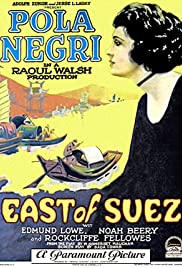 East of Suez Poster