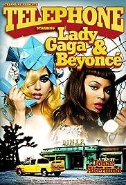 Lady Gaga Feat. Beyoncé: Telephone Poster