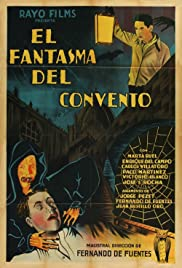 The Phantom of the Convent Poster
