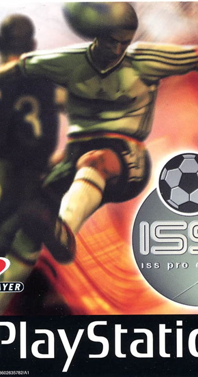 iss pro evolution psx iso download
