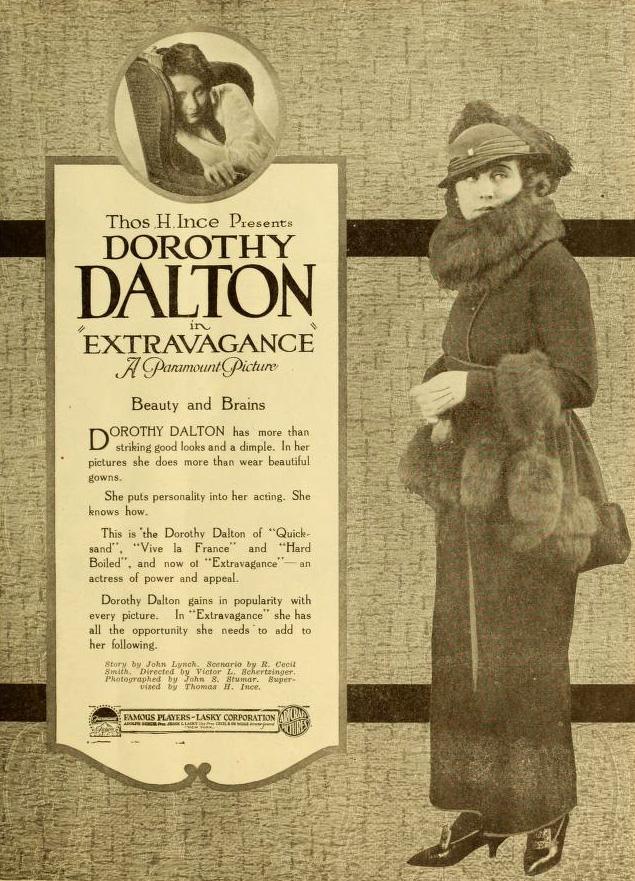 Extravagance (1919)