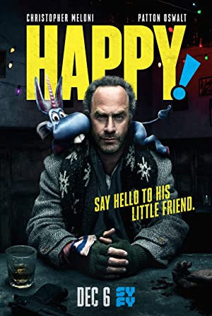 Download Happy! 2017 {Season 1 & 2} 720p Hindi Dubbed [400MB]