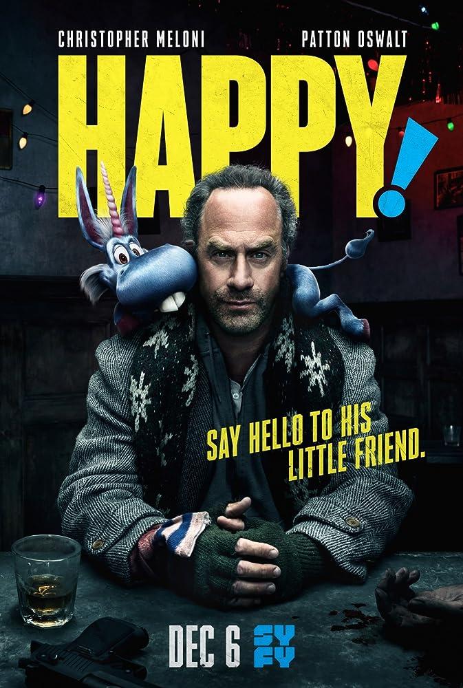 Happy! (2017) Hindi Season 1 Complete