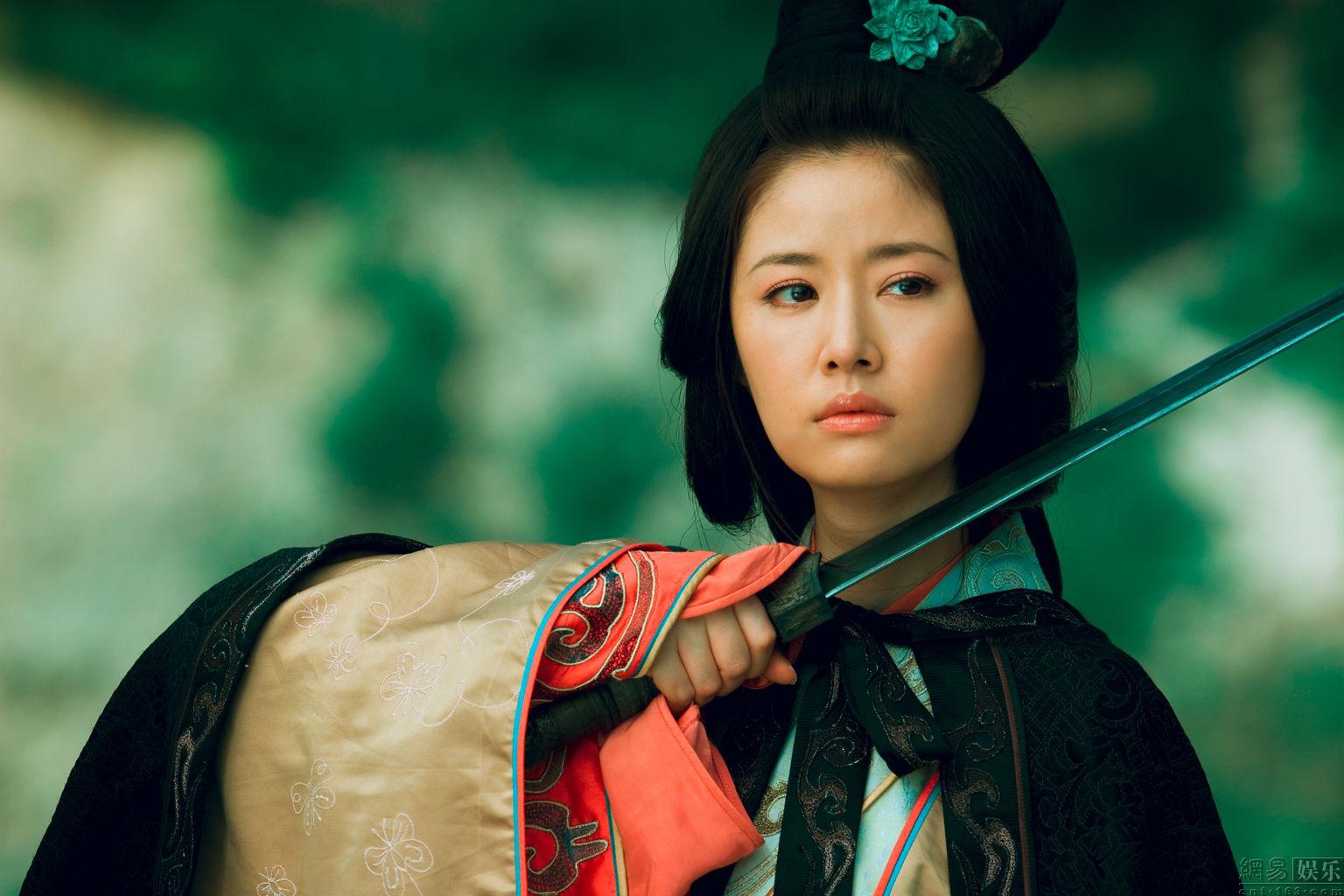 Ruby Lin in San guo (2010)