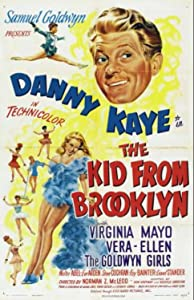 Movies unlimited downloads The Kid from Brooklyn USA [320x240]